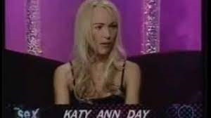 A misspelled Katie Ann Day completely out of her depth.